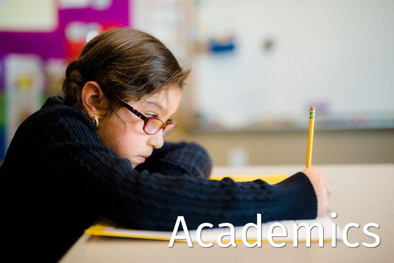 El Sol Academy Academics