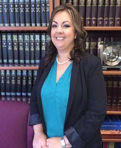 Angie Sigala, Secretary & Treasurer