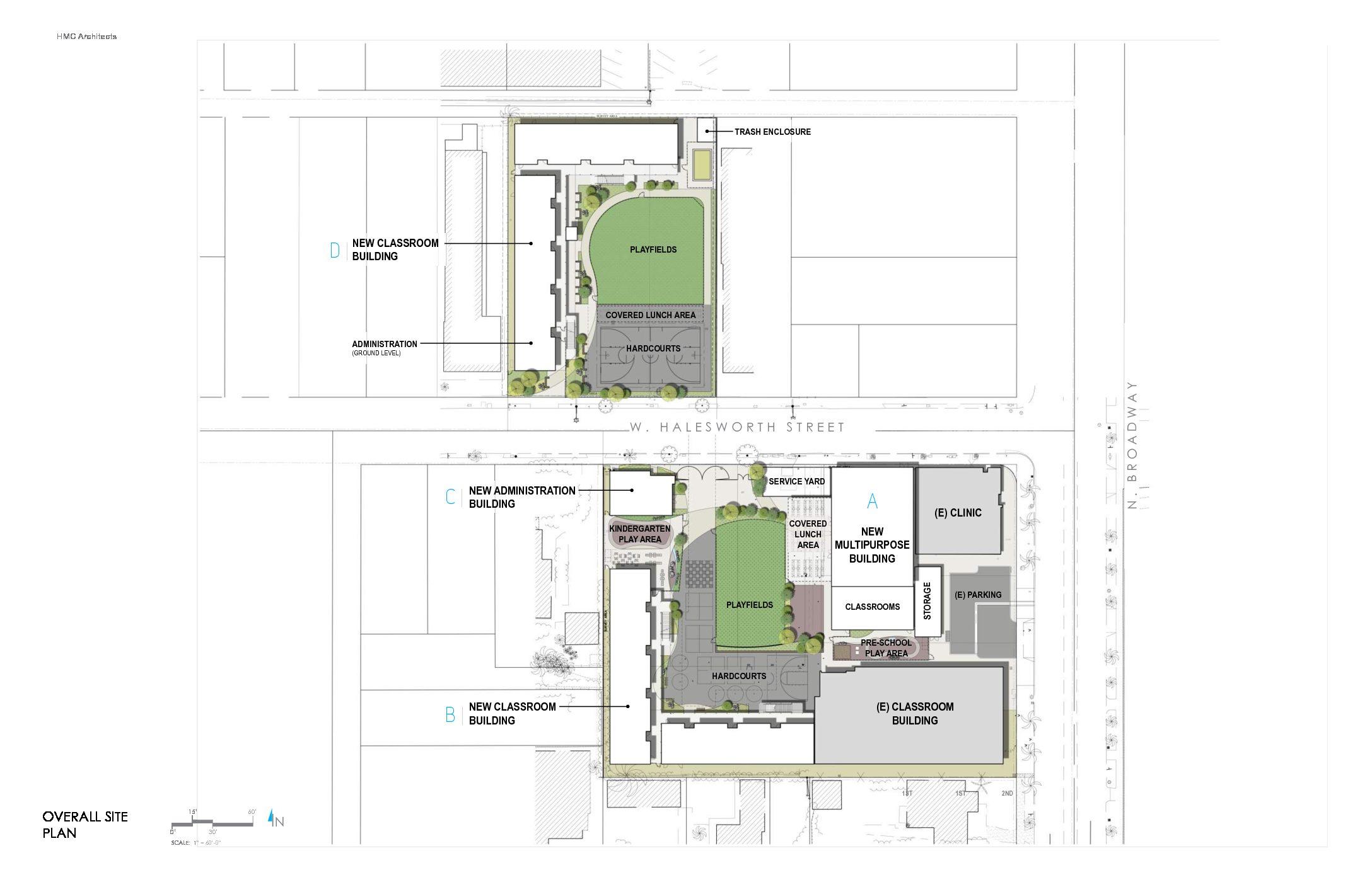El Sol Academy New Campus Plans