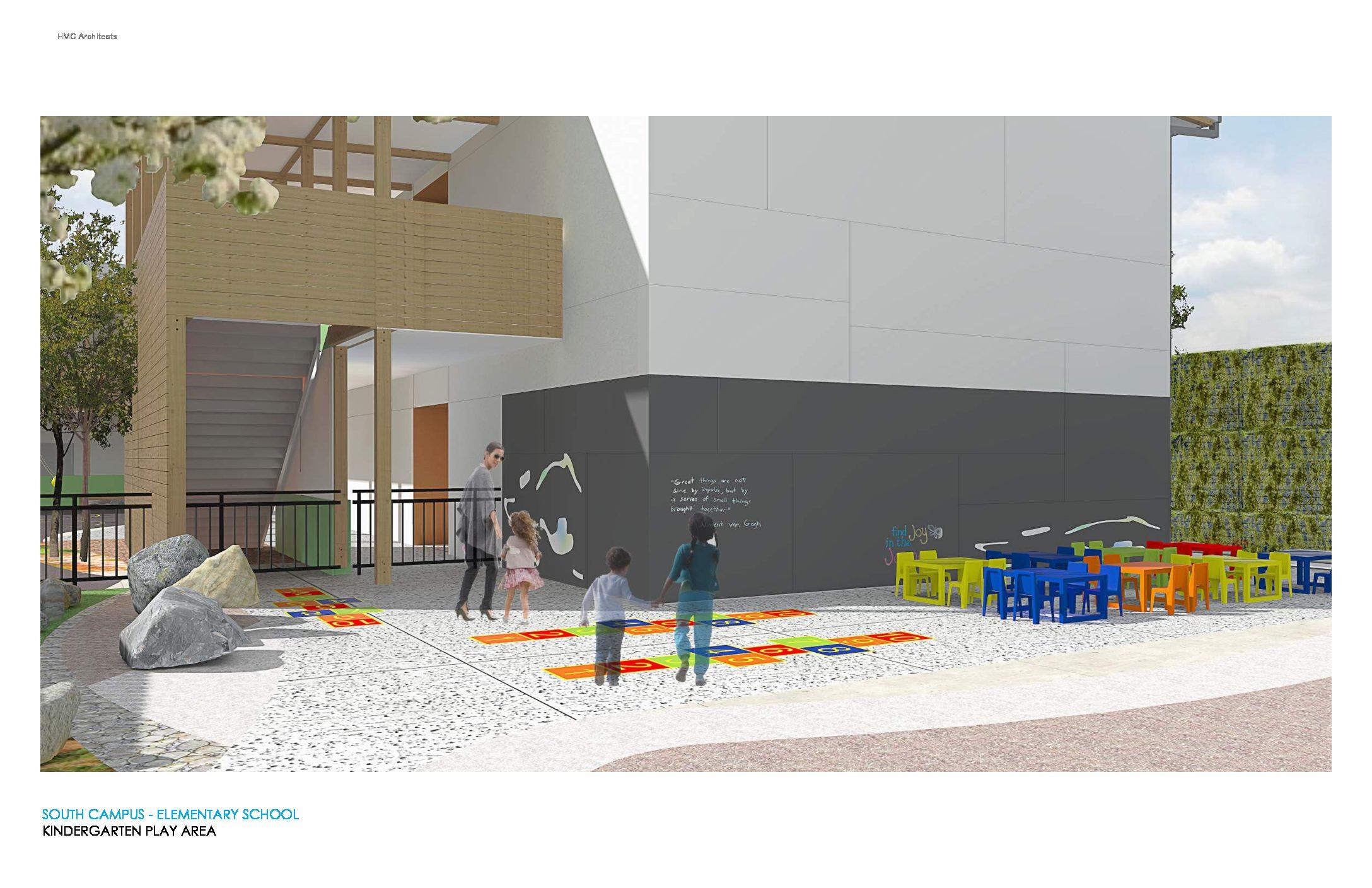 El Sol Academy New Campus Street View