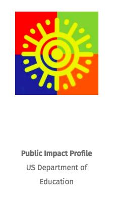 Public Impact Profile US Department of Education