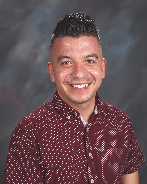 Ruben Sanchez Program Assistant