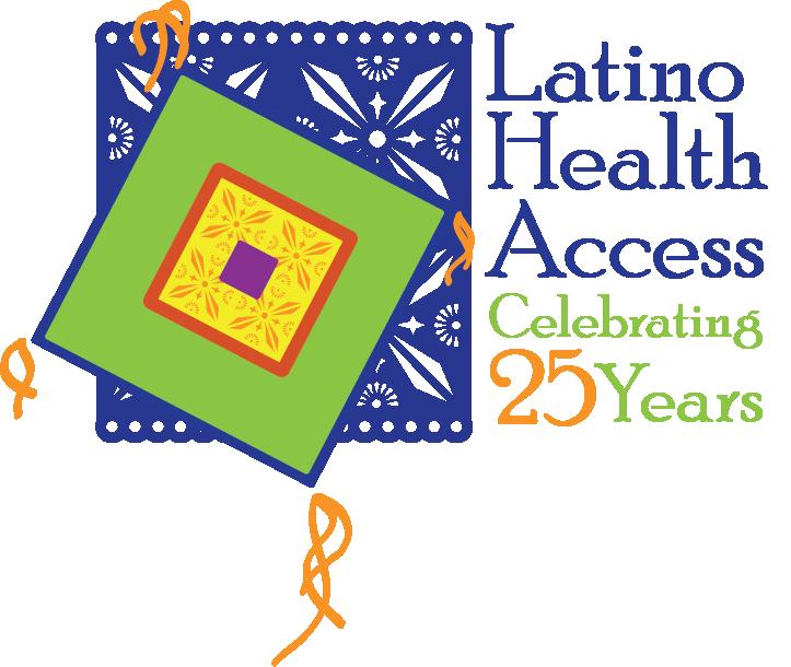 Latino Health Access logo